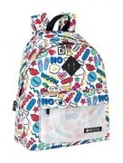 Moos Large Pop Art Backpack