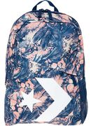 CONVERSE Blue & Pink Abstract Backpack