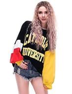 Yabilss Girls Sweatshirt- 70% Discount with Code