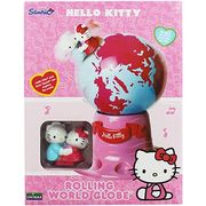 Hello Kitty Rolling World Globe