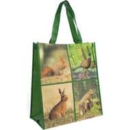 Wildlife Shopping Bag at Garden Bird Down From £2.99 to £1.99