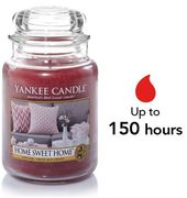 Home Sweet Home - Yankee Candle Large Jar - A Great Housewarming Present!