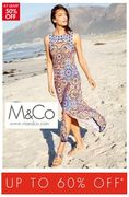 M&Co SALE - Loads at Half Price or Even Less!