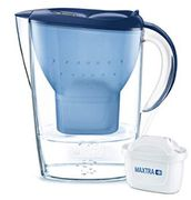 BRITA Marella Water Filter Jug Maxtra+, Cool Blue Only £10.5