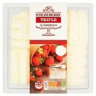 Sainsbury's Strawberry Trifle 600g