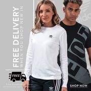 Free Delivery When You Shop New In