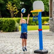 Kids Adjustable Basketball Stand