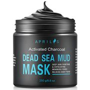 Dead Sea Mud Mask with Activated Charcoal