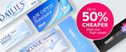 £10 off Orders over £100 at Feel Good Contact Lenses