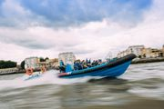 ThamesJet Speed Boat Experience on the Thames & West End Dining