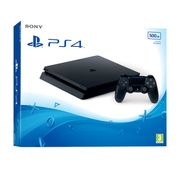PS4 500GB Black Console Only £219.99