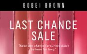 Bobbi Brown Last Chance Sale Up To 60% off + Free Del - Nail Varnish £5 Was £14