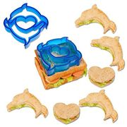 Kids Sandwich Cutter - Different Shapes (Free Delivery)