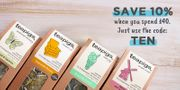 10% off at Teapigs with £40+ Spend