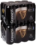 best price! Guinness Stout Draught in Can 24 Pack