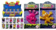 12 X Sticky Creatures Throwing Toys - Party Bag Filler Only £2.2 Delivered