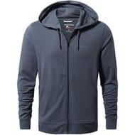 CRAGHOPPERS Nosilife Tilpa Hooded Jacket - Blue
