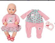Baby Annabell Doll & Outfit Set - Only £10.99