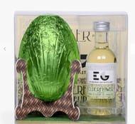 Edinburgh Gin Elderflower Liqueur, 5cl and Easter Egg, 85g