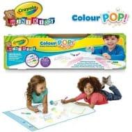 Crayola Pop Colour and Erase Mat