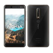 Nokia 6.1, 32 GB, 5.5 Inch Display, Android One, SIM-Free Smartphone