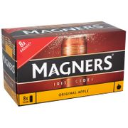 Magners Original Irish Cider 8 X 440ml