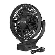 Professional Strong Clip Fan 4 Speeds Mode, 360 Rotation
