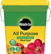 Miracle-Gro Continuous Release Plant Food 2 Kg Tub - 22% Off