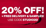 Smashbox Cosmetics 20%off +Free Delivery