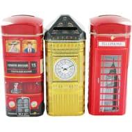 Traditional English Tea Set and Money Box - Save £2.50 with Code