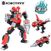 Robot STEM Toy   3 in 1 Fun Construction Building Toys for Boys Ages 6-14