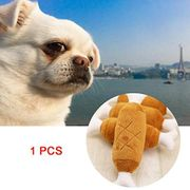 Xixini Chew Toy for Dog Cat, Plush Chicken Leg Bone Chewing Toys