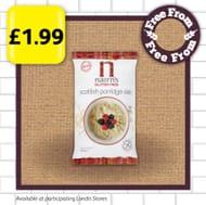 Free from Nairns Porridge £1.99