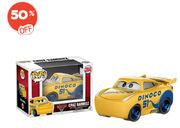 Funko Pop! Disney: Cars 3 - Cruz Ramirez