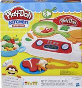 Play-Doh - B9014 - Kitchen Creations Sizzling Stovetop