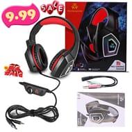 Gaming Headset MIC LED - Save £17
