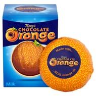 Terry's Chocolate Orange Milk Chocolate Box 157G - HALF PRICE