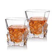 Deal Stack - 2 X Whiskey Glasses Lightning + Extra 20%