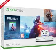 Xbox One S 1TB Battlefield v Deluxe Edition Console Bundle Only £199.85