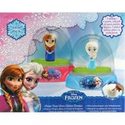 Disney Frozen 2 Pack Paint Your Own Glitter Dome *Price Today Only
