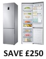 SAVE £250 - Samsung RB37J5230SL Freestanding Fridge-Freezer