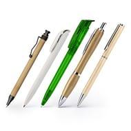 Sample Eco-Friendly and Natural Pens