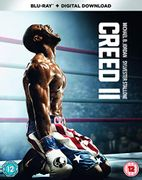 Creed II on Blu-Ray £7.49 for Prime Members at Amazon