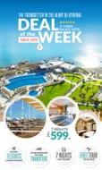 Cyprus Paradise Holidays - Exclusive 50% off Luxury 5* Beachfront Holiday