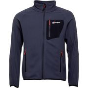 Berghaus Mens Deception Fleece Jacket Dark Grey/Black Only £39.99