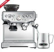 Sage BES875UK the Barista Express Espresso Coffee Machine Only £425