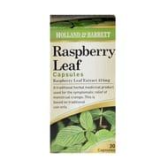 Holland & Barrett Raspberry Leaf 30 Caps