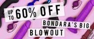 Bondaras Big Blowout - up to 60% OFF!
