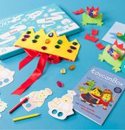 Free Kids Craft Box (Worth £8.95)