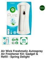 Air Wick Freshmatic Autospray
